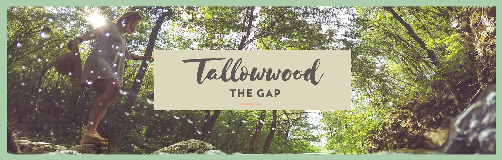 Tallowwood, The Gap